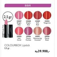 Colourbox Lipstik Oriflame