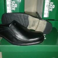 MURAH Sepatu Sandal SANDAL SLOP KULIT MERK GATS ORIGINAL