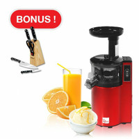 RELANCE NUTRIPLUS JUICER ORIGINAL LEJEL SLOW JUICE BLENDER ICE CREAM