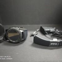 Samsung Galaxy Gear S3 Frontier Smartwatch - Ex Demo Live