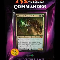 Plunder the Graves Magic The Gathering Commander 2015 MTG