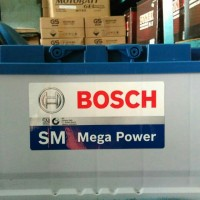60044 (100 Ah) Aki/Accu Mobil Merk Bosch Mf Garansi 3 Bulan