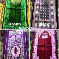 Sajadah Midi Bulu Turki Rapat Shaf Murah Grosir Ecer Multicolor Warna