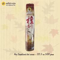 Dupa New Sandalwood Stick Incense 500 Grams