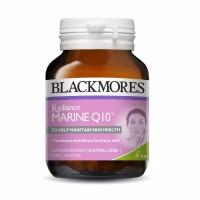 Jual BLACKMORES Radiance Marine Q10 30 kapsul BPOM Kalbe Suplemen Kulit Murah