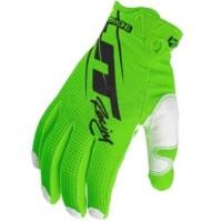 Sarung Tangan Motor JT Racing Lite Gloves - Slasher Flo Green