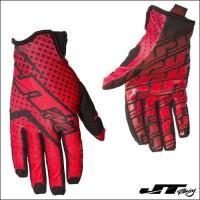 Sarung Tangan Motor JT Racing Pro Fit Glove Red