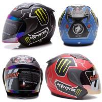 [Helm Dewasa] MSR Helmet Javelin - Monster - Warna Doff