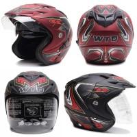 [Helm Dewasa] WTO Helmet Impressive - Spectra - Warna Doff