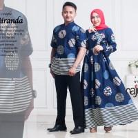 Couple sarimbit batik miranda ori najwa