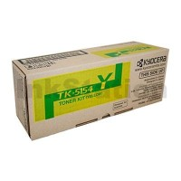 Kyocera TK-5154Y Original Printer Toner Cartridge