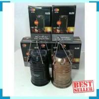 Lampu Lentera Solar + Powerbank / Lampu Tarik / Emergency Lamp
