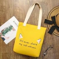 Cute Cat Ears Shoulder Bag