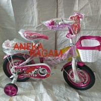 SEPEDA ANAK MINI 12 UNITED CITY BIKE.