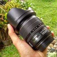 Lensa Canon 15-85 f/3.5-5.6 IS USM Fullbox Normal