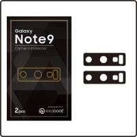 Exacoat Samsung Galaxy Note9 / Note 9 Camera Protector Matte Black