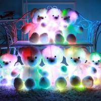 Boneka Teddy Bear Cantik Bisa Menyala Dalam Gelap - Glow In Dark