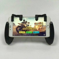 Game pad L1 R1 Plus PUBG Trigger Shooter Fire Button  Gamepad Stand