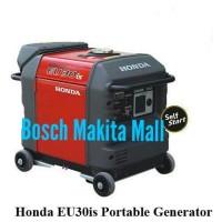 Genset HONDA EU30iS inverter Generator Listrik EU 30 IS ASLI Jepang