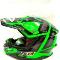 Helm GM Super Cross Tracker Perfect Spirit Of Racing Spesial Edition