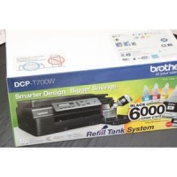 Printer brother DCP-T700w infus (print,copy,scan ADF,wifi)