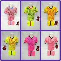 Baju Olahraga anak volly Futsal Jersey Sepakbola NK-6