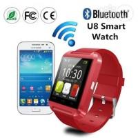Jam tangan pria cowok smartwatch jam pintar nyambung ke hp Android