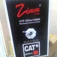 Zimm Link CAT6 - Kabel UTP CAT6/Cable