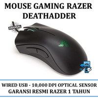 Razer Deathadder Wired Gaming Mouse