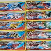 pesawat gabus busa tradisional mainan anak edukasi jadul flying glider