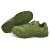 Promo Sepatu Taktis Sport Sneakers ESDY Hijau Army