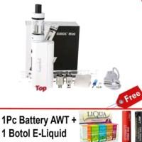 Vape Paket Ngebul Kangertech Subox Mini mod BONUS BATRE AWT & LIQUID