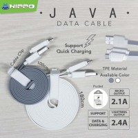 Hippo Java Type C Kabel Data & Charger 180cm