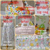 Apron/Celemek/Tutupan Menyusui / Nursing Cover ADVENA Animal Series