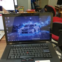 Laptop 2nd Lenovo ThinkPad W510 Core I7 4gb 500 VGA 1GB NVIDIA 15 inch