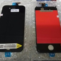 LCD 1SET FOR IPHONE 4S ORIGINAL TS TOUCHSCREEN LAYAR HP IPHONE 4 S