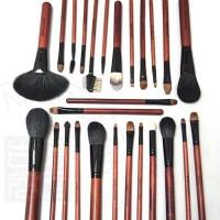 Make up Brush set bulu Tupai asli 26 pcs Koryu Nikko