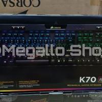 Corsair K70 RGB MK.2 Cherry MX Switches