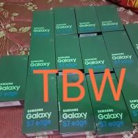 Samsung Galaxy S7 edge Black Onyx 4/32gb BNIB Garansi Resmi SEIN