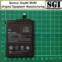 Baterai XiaoMi BN40 Redmi 4 Pro Prime Original OEM TAM Batre Batrai HP
