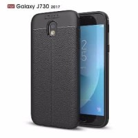 Samsung J3 J5 J7 Pro 2017 case back cover carbon hp LEA Murah