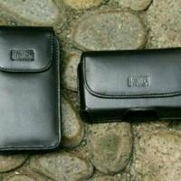 Sarung Pinggang HP Smartphone Sony Xperia XA dari Kulit Limited