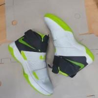 460bab4d2bd sepatu basket nike lebron soldier green premium high qu Limited