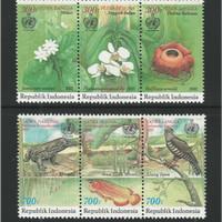 Perangko/Prangko Indonesia. 1993. Seri Lingkungan Hidup