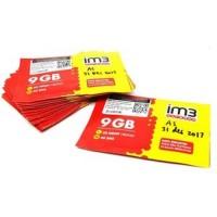 Indosat IM3 Ooredoo 23GB (9GB & 14GB) 2 Bulan (SUDAH AKTIF)
