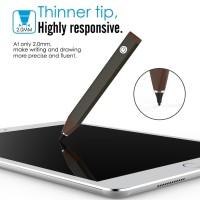 Aluminum Barrel Smartphone Stylus Pen ibiopen like feature Snap Shape