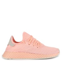 60d89cae054e3 Sepatu Adidas Deerupt Runner Women Originals Sneakers - Clear Orange