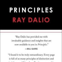Principles: Life and Work - Ray Dalio (Business/ Philosophy)
