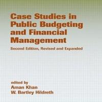 Case Studies in Public Budgeting and Financial Managemen - Aman Khan