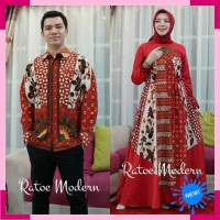 (REASTOCK) Couple Batik by Ratoe modern